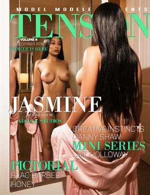 Tension Magazine #4 (Jasmine)