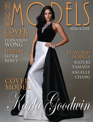 World Class Models Magazine Issue 3 with Karla Goodwin