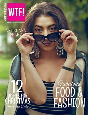 WTF! Food & Fashion Issue #48