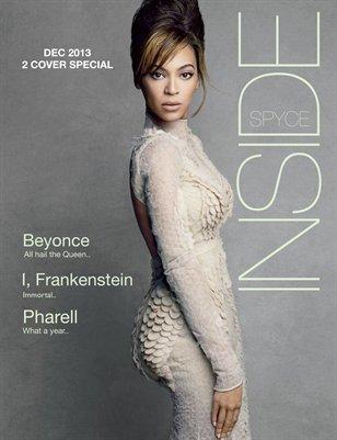 INSIDEspyce 12-2013 - Beyonce