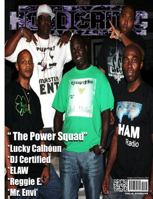 Hood Critic Magazine - Issue #16