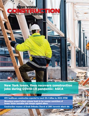 New York Construction Report (Summer 2020)