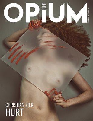 #08 Opium Red August Erotic Issue vol 8