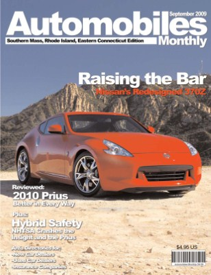 Automobiles Monthly, September 2009