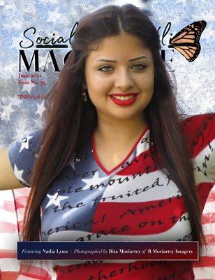 Issue No. 33 - Patriotic - Social Shutterfli Magazine