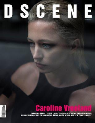 DSCENE - CAROLINE VREELAND ISSUE 10