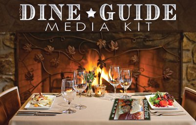 2012 Dine Guide Media Kit