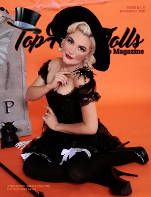 Top Hat Dolls Issue 5 Nov 2018