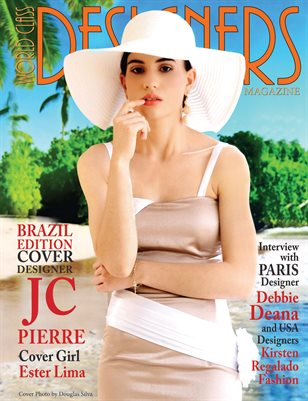World Class Designers Magazine with JC Pierre
