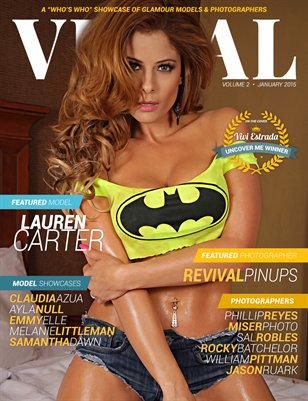 Vizual Magazine Vol 2 - January 2015