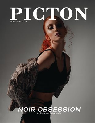 Picton Magazine APRIL 2019 N76 Cover 1