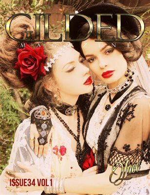 Gilded Magazine Issue 34 Vol1