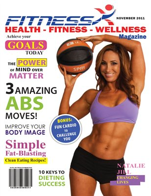 FitnessX.com Magazine for November 2011