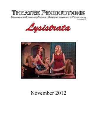 Lysistrata - 2012