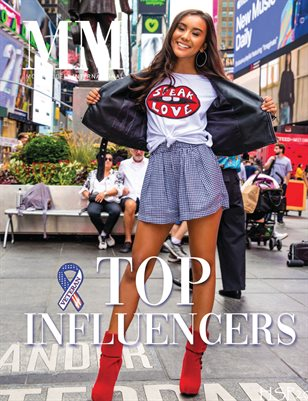 MODAMODELS International Top Influencer Alyssa