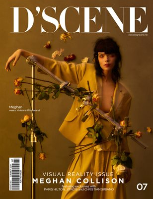 D'SCENE MAGAZINE - MEGHAN COLLISON - ISSUE 007