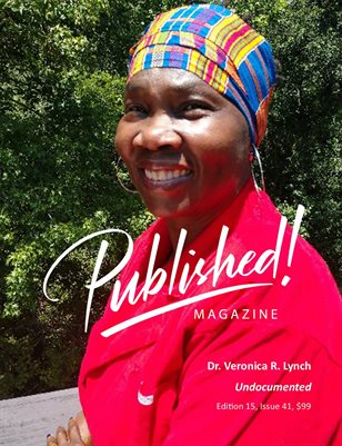 PUBLISHED! #15 Excerpt featuring Dr. Veronica R. Lynch!