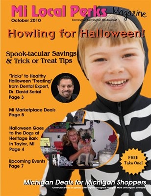 October Issue | Farmington/Farmington Hills/Livonia