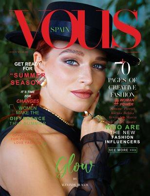 VOUS Magazine | The August Fashion & Beauty Edition | Vol.3 | 2021
