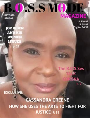 B.O.S.S Mode Magazine May Edition 2020