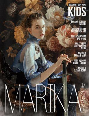 MARIKA MAGAZINE KIDS (ISSUE 896 - MAY)