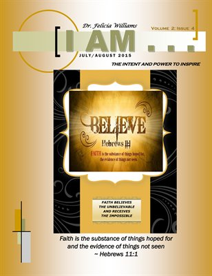 I AM Volume 2 Issue 4