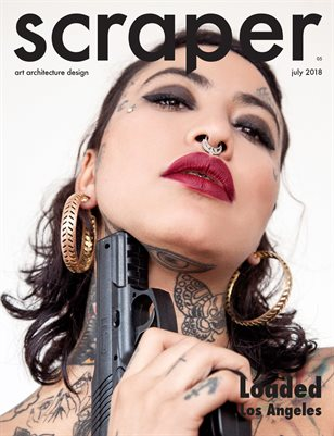 Scraper Magazine Vol.5 Loaded Los Angeles