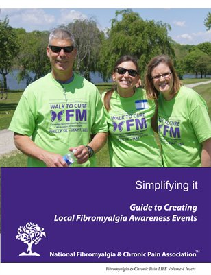 Guide to Creating Local Fibromyalgia Events