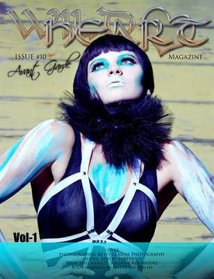 Avant Garde, VOL 1 Issue #10 Wild Heart Magazine