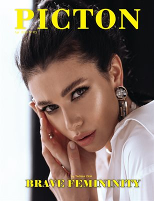 Picton Magazine APRIL 2020 N479 Cover 3