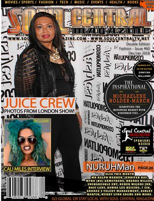 Soul Central Magazine Edition 60