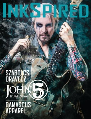 InkSpired Magazine Issue No. 36