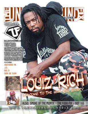 The Underground Fix Magazine Issue #49