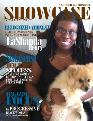 SHOWCASE Magazine October 2013 Edition