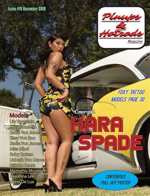 Pinups & Hotrods Issue#19