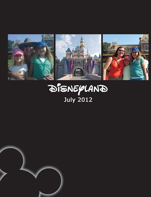 The Disneyland Vacation 2012