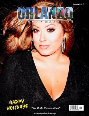 Orlando Talent Magazine January 2017 Edition