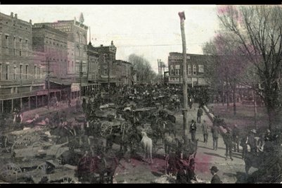 1910 Mayfield, Graves County, Kentucky