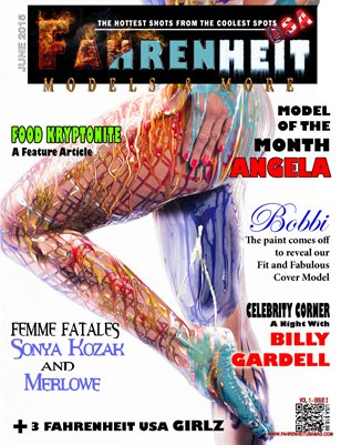 Fahrenheit USA Vol.1 Issue 2
