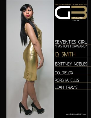 G3 Magazine Issue 49 (D. Smith)