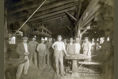 1899 Machine Shop in Paducah, Kentucky