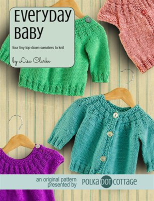 Everyday Baby Knitting Pattern