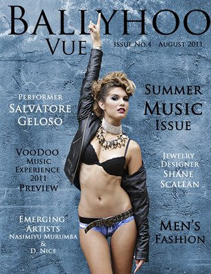 Issue No. 4 - August 2011