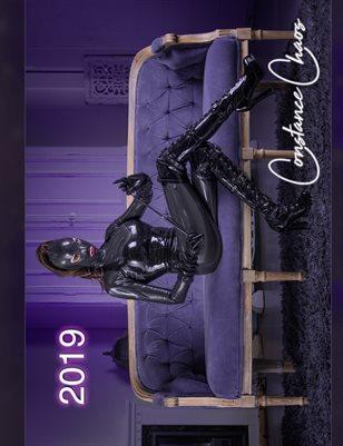 Constance Chaos 2019 Calendar
