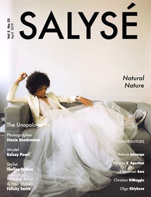 SALYSÉ Magazine | Vol 5 No 35 | April 2019 |