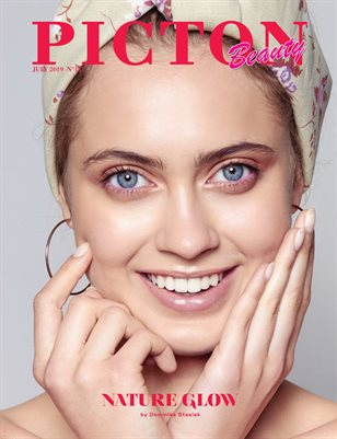 Picton Magazine JULY 2019 BEAUTY N187 Cover 1