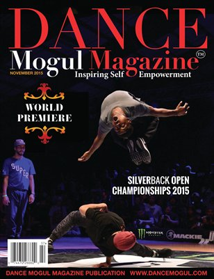 Dance Mogul Magazine featuring Silverback Open