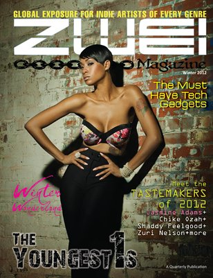 The Winter Issue (Cover 2)