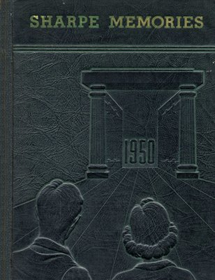 1950 Sharpe, Marshall County, Kentucky Yearbook