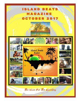 Island Beats Magazine October 2017